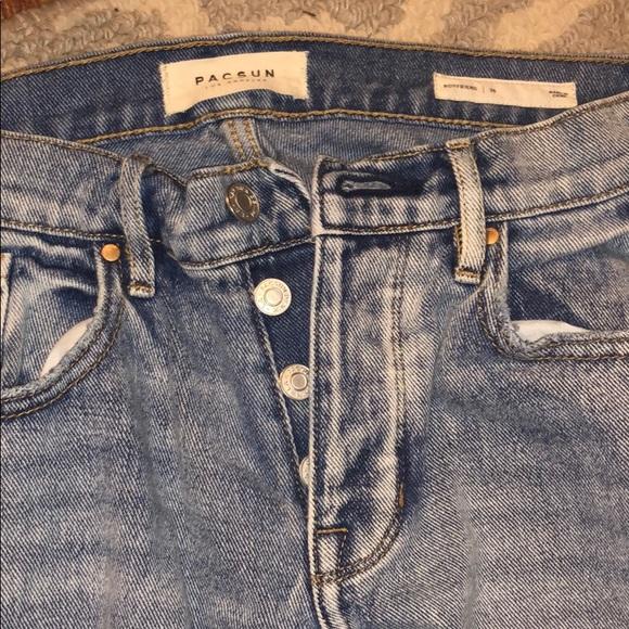 PacSun Denim - Pacsun boyfriend jeans size 26 NEVER WORN